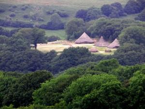 Castell Henllys, Wales